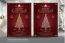 merry christmas flyer template creative photoshop templates creative market