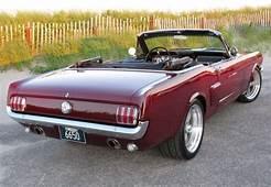 Restored ProTouring Resto Mod Convertible 1966 1964 1965