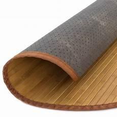 bambus teppich bambusmatte bambusteppich bambus l 228 ufer vorleger teppich