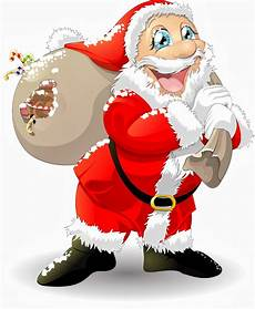 funny christmas santa avatars pictures