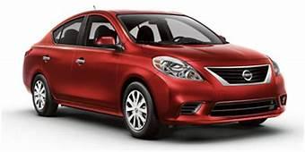 2012 Nissan Versa 4dr Sdn Cvt 16 Sv