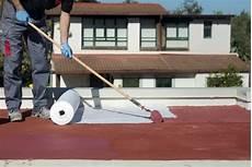 prodotti impermeabilizzanti per terrazzi prezzi wg tex guaine liquide e cementizie per tetti terrazzi