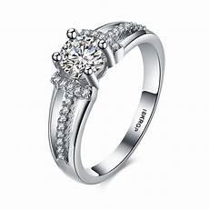 popular simple elegant engagement rings buy cheap simple
