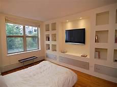 libreria per da letto ristrutturare da letto con il cartongesso 40 idee