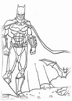 Batman Malvorlagen Kostenlos Batman Ausmalbilder Kostenlos Malvor