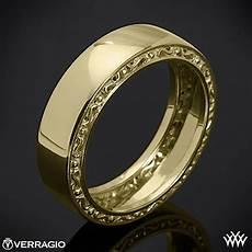 polish wedding ring verragio high polish wedding ring 2033