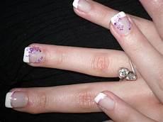 nail pose d ongles en gel chic et romantique