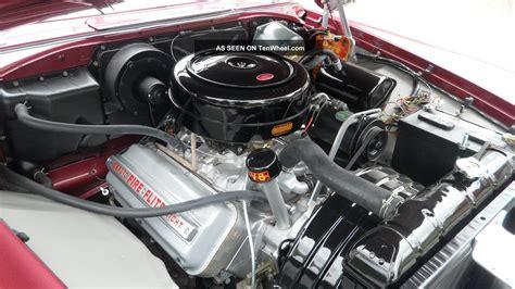 Desoto Hemi Engine