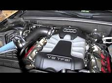 audi s4 intake audi s4 injen air intake youtube