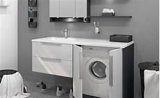 Helopal Waschtische F 252 R Kombination Mit Waschmaschine
