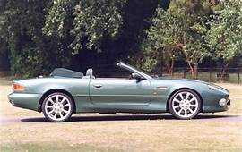 Used 2003 Aston Martin DB7 Convertible Pricing  For Sale