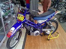 F1zr Modif Trail by Top Modifikasi Motor Cross Yamaha F1zr Terbaru