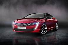 New Peugeot 508 Looks Even More Enticing As A Coupe