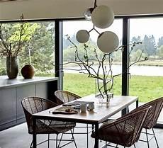 Suspension Opal Blanc Laiton H70cm House