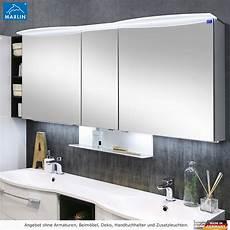 marlin cosmo 3090 spiegelschrank 150 cm mit led