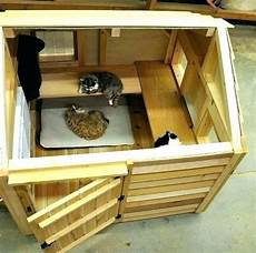insulated cat house plans diy cat house out of cardboard boxes shelter feral outdoor