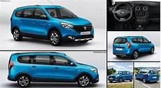 dacia lodgy stepway 2015 pictures information specs