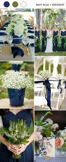 Wedding Colors And Ideas top 10 navy blue wedding color combo ideas for 2020 deer