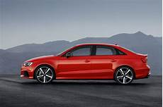audi rs3 limousine 2017 2017 audi rs3 sedan finally revealed and it s the best