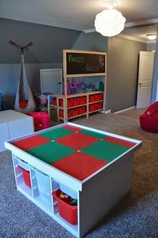 Lego Tisch F 252 Rs Kinderzimmer Selber Bauen Diy Ideen F 252 R