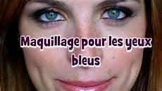 maquillage tuto yeux bleu maquillage des yeux bleus tuto simple rapide