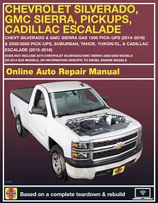 online auto repair manual 2013 gmc sierra 1500 interior lighting 2015 gmc sierra 1500 haynes online repair manual select access ebay