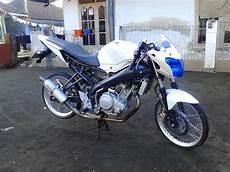 Modifikasi Motor Vixion Lama by Modifikasi Vixion Lama Modifikasi Motor Kawasaki Honda