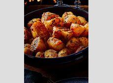 halloween bonfire potatoes_image