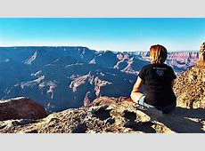 hiker lost in grand canyon
