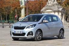 Prix Peugeot 108 Tarifs 224 La Hausse Et Nouveaux