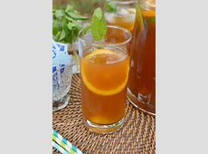 citrus mint tea_image