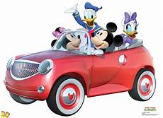 mickey mouse car ride 1173