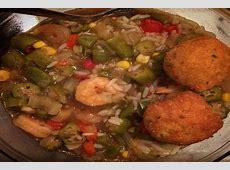 heart healthy shrimp gumbo with cajun spice mix_image
