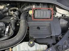 filtre a air clio 3 changer le filtre 224 air sur renault clio 3 tutoriels