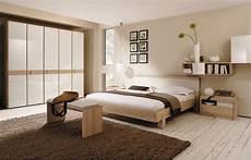 Schlafzimmer Braun Beige Modern - beige wandfarbe 40 farbgestaltungsideen mit der