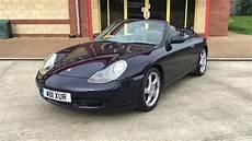 Porsche 911 996 2 Convertible