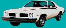 blue book used cars values 1973 pontiac gto windshield wipe control phoenix graphix 1973 pontiac lemans gto decal kit