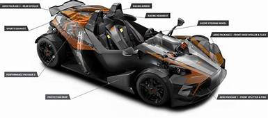 New KTM X Bow Sports Car For Sale In Sydney Or Melbourne