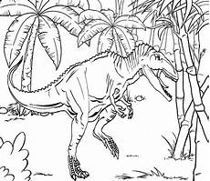 jurassic world dinosaurs coloring pages 16737 jurassic park t rex drawing at getdrawings free