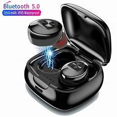 Xg12 Wireless Bluetooth Earphone Hifi Stereo by Xg12 Tws Bluetooth 5 0 Earphone Stereo Wireless Earbus