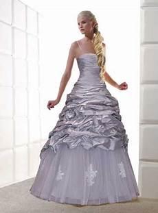 robe de mariée grise et robes de mariage robes de soir 233 e et d 233 coration robe de