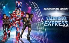 Starlight Express Gutschein - 1 ticket f 252 r das musical starlight express im starlight