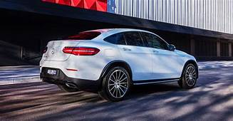 2017 Mercedes Benz GLC Coupe Pricing And Specs Sports