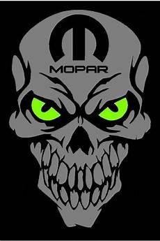 product mopar skull decals svr sticker dodge charger