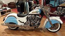 2015 motorcycles classic custom powder blue white paint eye candy