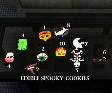mod the sims spooky cookies