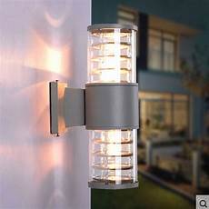 10w up down outdoor led wall light cylinder porch l exterior light luminaria side aluminum