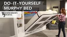 do it your self do it yourself murphy bed