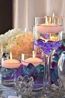 Wedding Candle Centerpiece Ideas