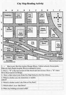 map reading worksheets grade 1 11626 rachael s worksheets map reading activity for 7th grade